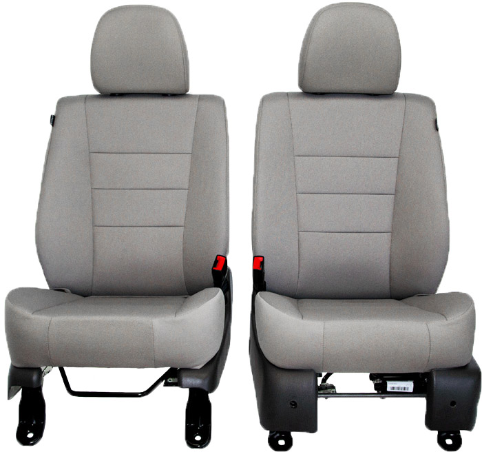 2008-2012 Ford Escape Front Seat Covers ford seat covers www.seatcovers.com