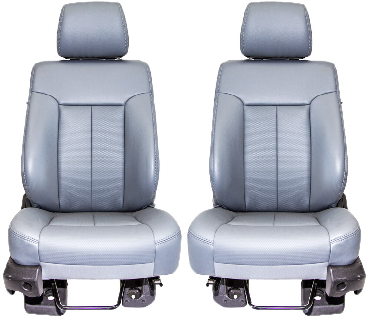 2009 – 2014 Ford F150 Super Duty front seat covers F150 seat covers www.seatcovers.com