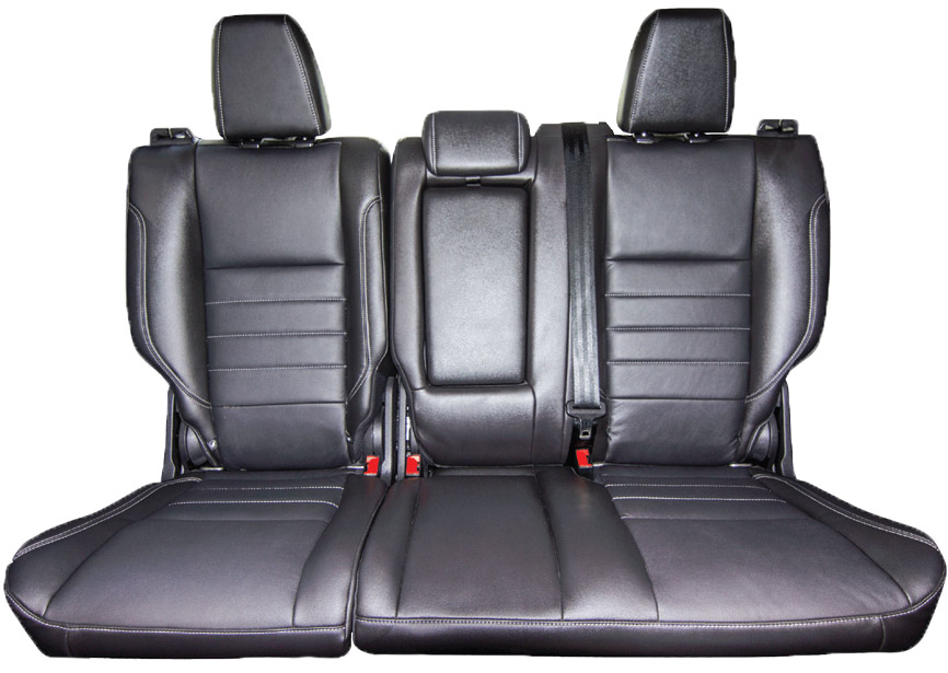 2013-2019 Ford Escape Rear Seat Covers ford seat covers www.seatcovers.com