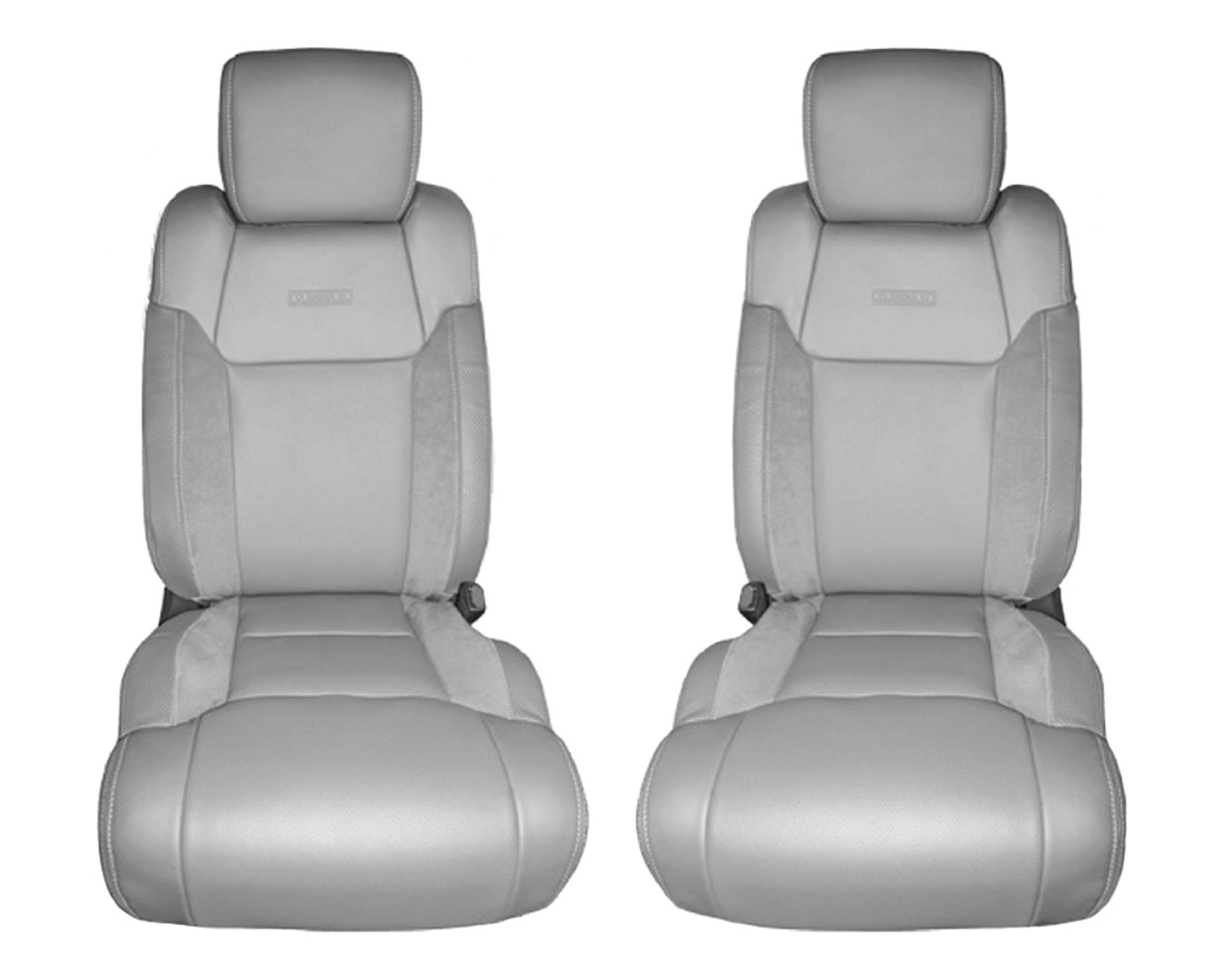 2014+ Toyota Tundra 40:20:40 Front Bucket Seat Covers Tundra seat covers www.seatcovers.com