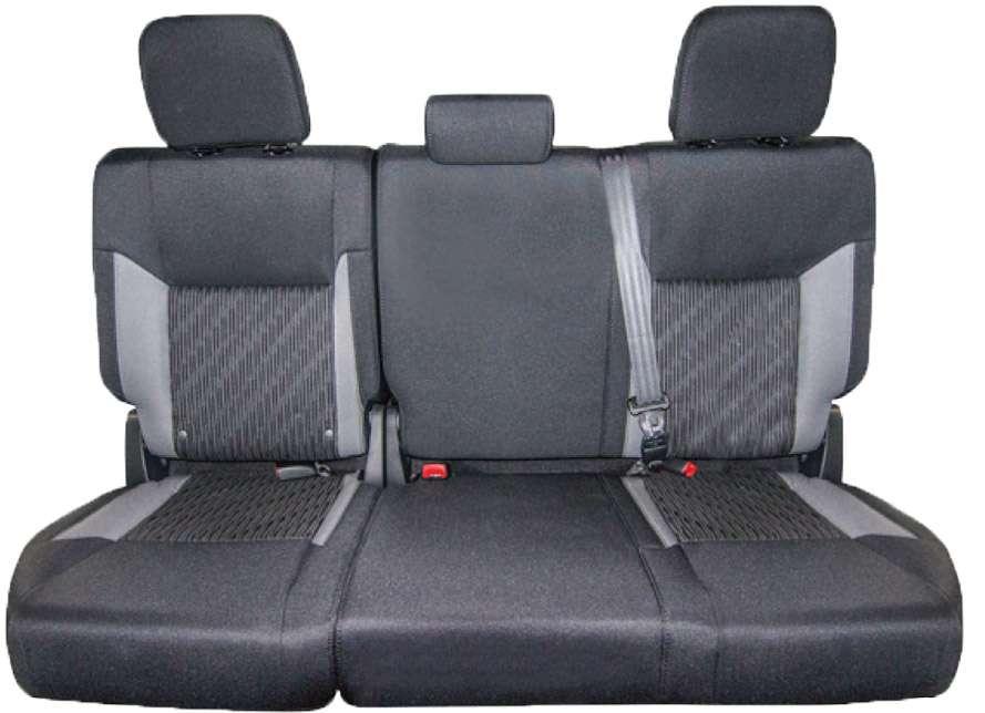 Toyota Tundra Rear seat covers tundra seat covers toyota tundra rear seat covers seatcovers.com