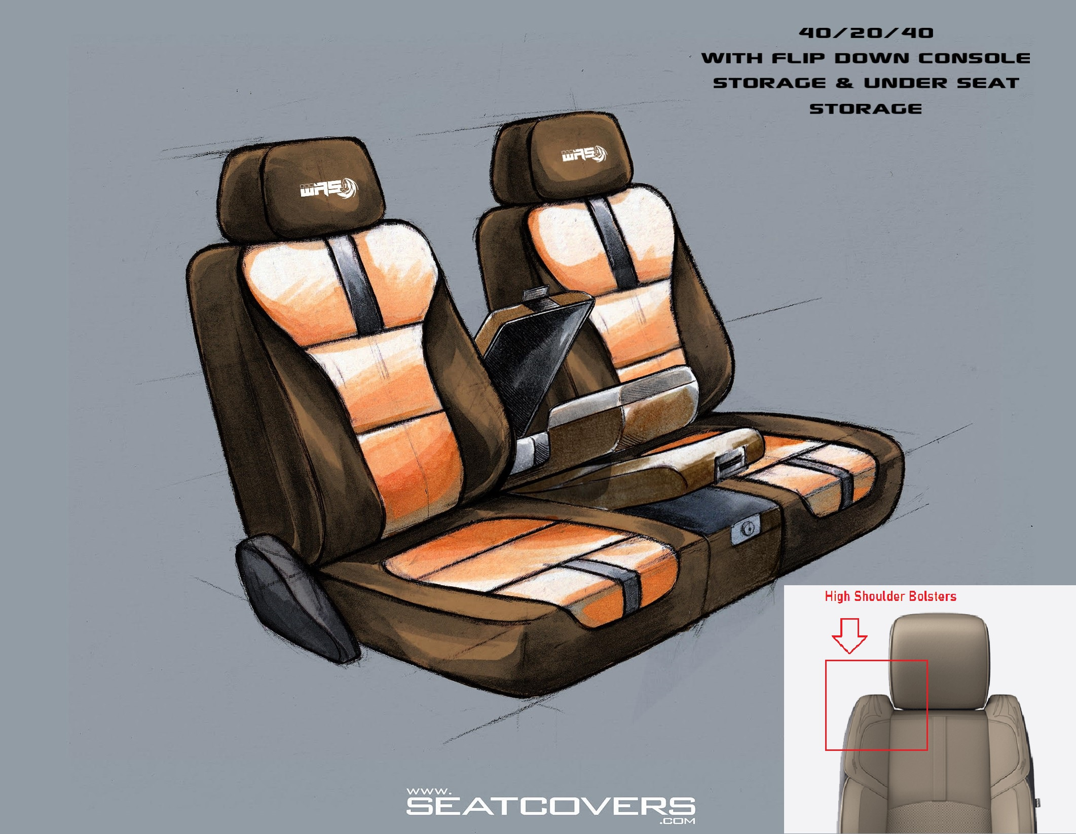 Dodge ram seat covers front seats seatcovers.com