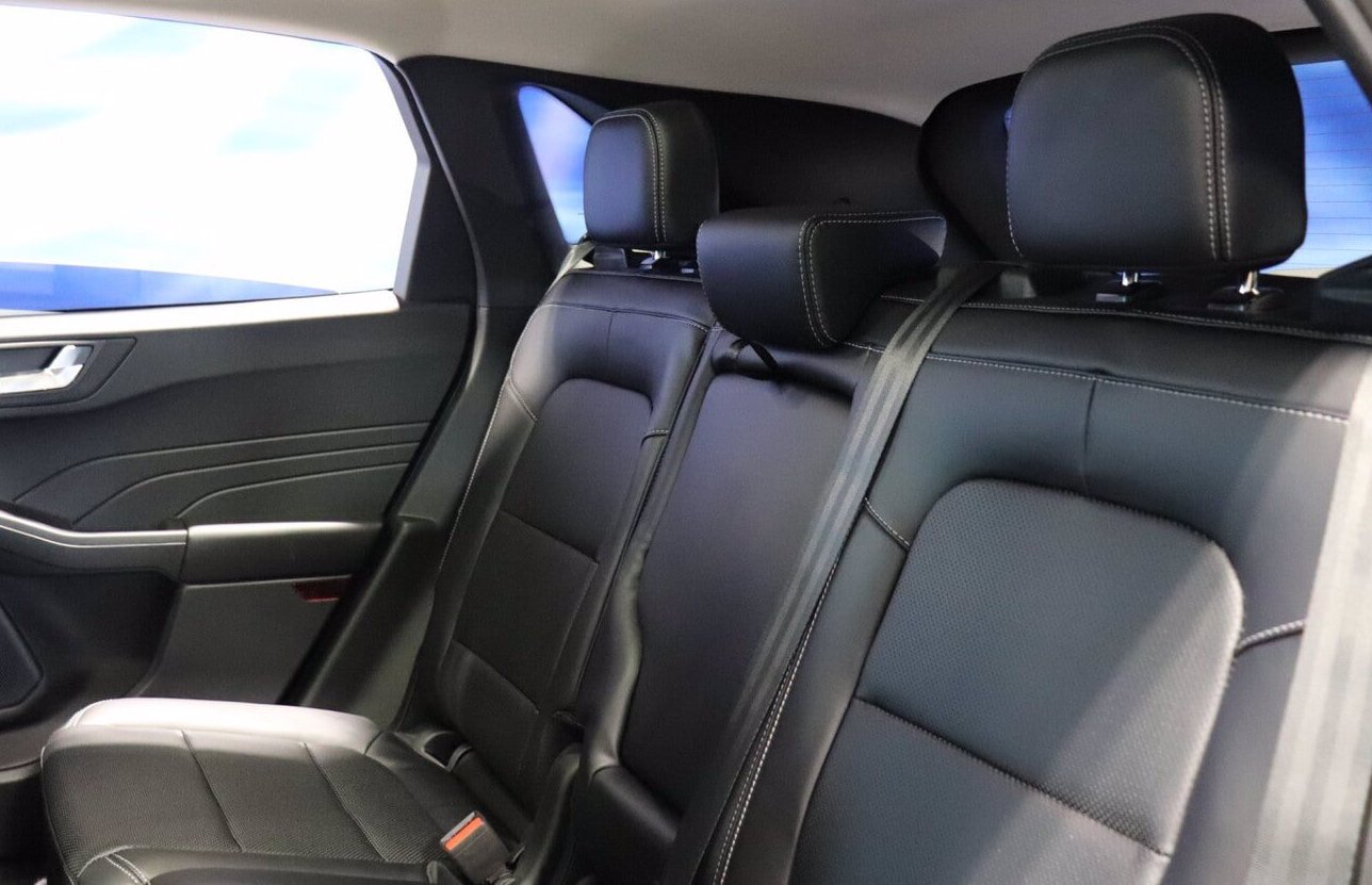 Ford Escape Rear seat covers seatcovers.com