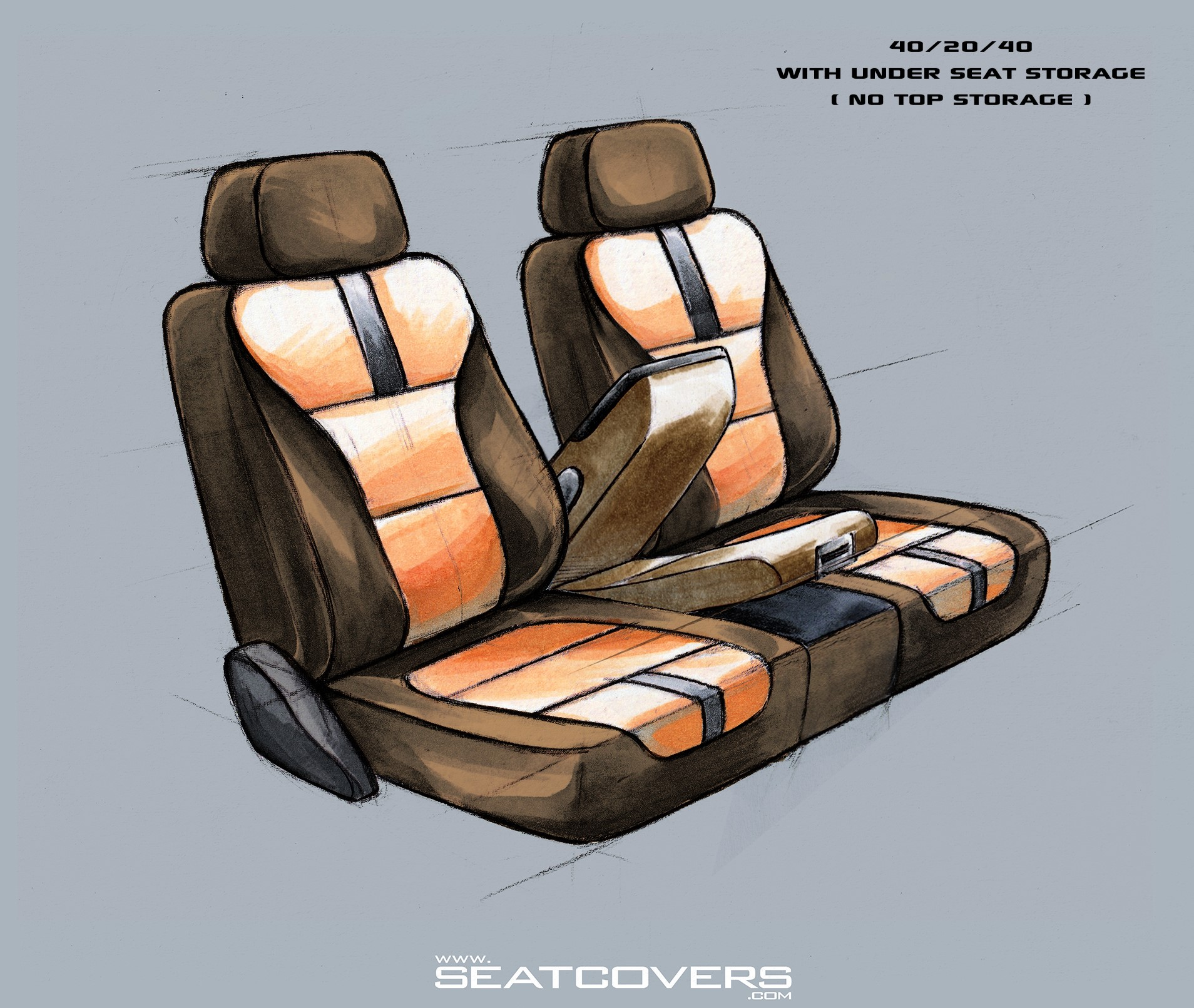 Ford F150 F250 F350 Seat Covers Truck Seat Covers – seatcovers.com