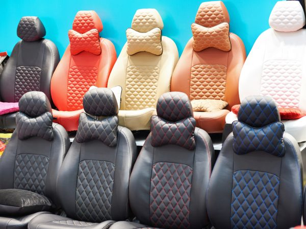 Covers for car seats in store